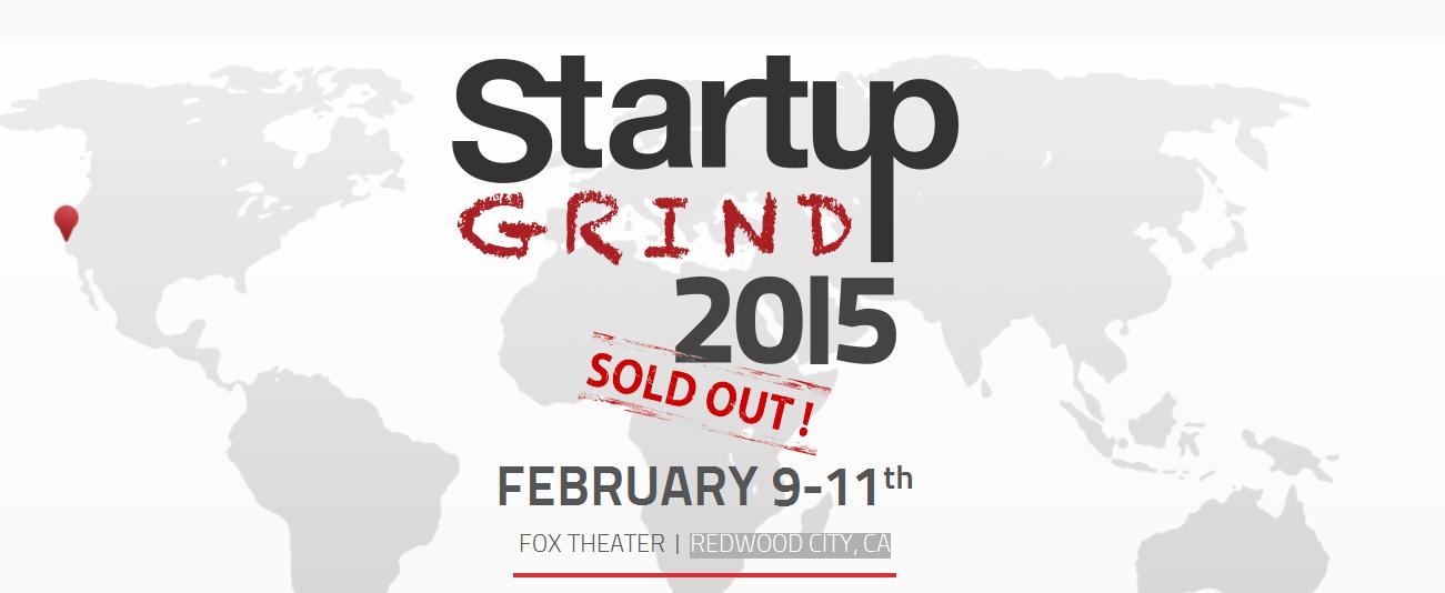 StartupGrind 2015